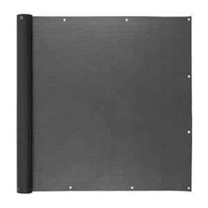 Ventanara Balkonverkleidung Sichtschutz PVC Balkonumspannung   | Sichtschutz Garten Kunststoff  | Sichtschutz Garten Modern